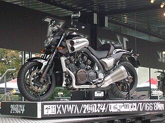 Yamaha VMAX - Image: Yamaha 1700 V Max