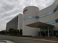 Yamaha Communication Plaza.JPG