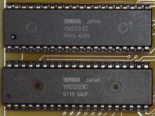 Yamaha YM2203