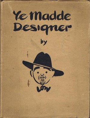 David Low (cartoonist) - Ye Madde Designer, 1935
