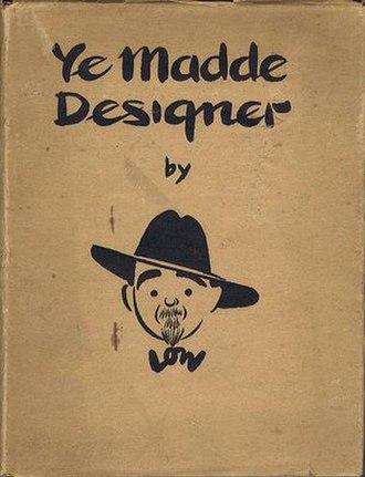 David Low (cartoonist) - Ye Madde Designer, 1935