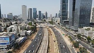 Transport in Tel Aviv