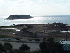Pegeia - Yeronisos island, Pegeia