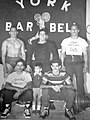 York Barbell Club Caracas 1949.jpg