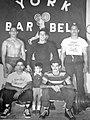 York Barbell Club Caracas 1949.jpg