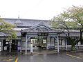 Yoro Station building 2013-10-20.jpg