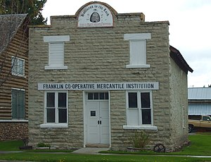 National Register of Historic Places listings in Franklin County, Idaho