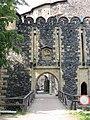 Zamek Grodziec, brama (9).JPG