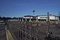 Zaun vor der Abdinghof Kirche (38651173060).jpg