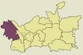 Zawiercie Marciszow location map.png