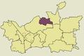 Zawiercie Pomrozyce location map.png