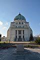 Zentralfriedhof Kirche Praesidentengruft 01.JPG