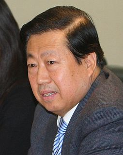 Zhou Shengxian Minister of Environmental Protection of the Peoples Republic of China