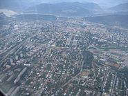 Zilina from above