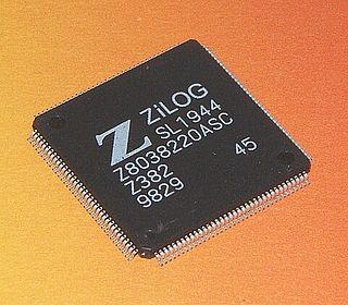 Zilog Z380 Z80-compatible 16/32-bit processor