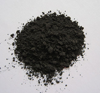 Zirconium carbide - Image: Zirconium carbide Zr C