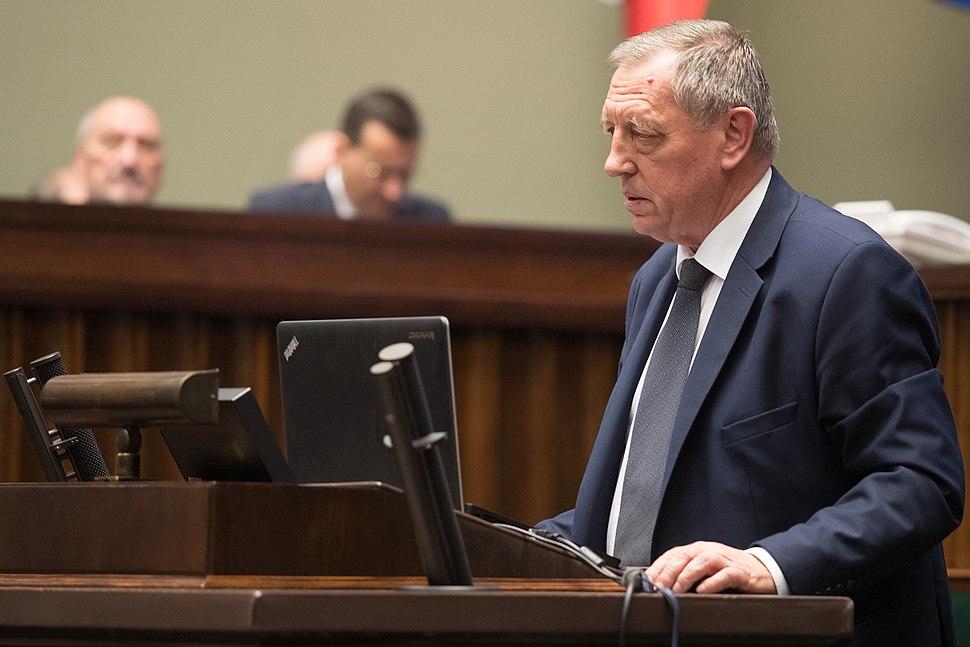 Zmarł prof. Jan Szyszko, były minister środowiska i wieloletni poseł 07