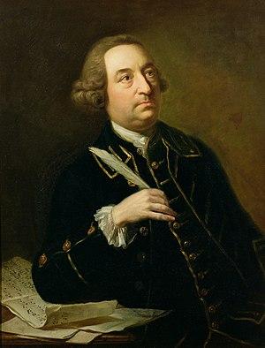 John Christopher Smith - Johan Zoffany: John Christopher Smith, c. 1763.