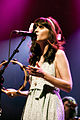 Zooey Deschanel of She & Him @ Terminal 5 01.jpg