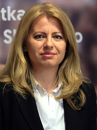 2019 Slovak presidential election - Image: Zuzana Caputova Pokracuje V Kampani Orez IMG 0394 SF
