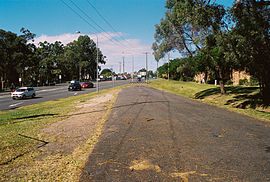 """Eight Mile Plains"" former alignment - Flickr - Fishyone1.jpg"