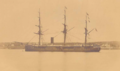 """HMS Royal Alfred, Halifax Harbour, NS"", ca1870.png"