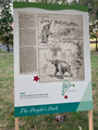"""""""Jim the elephant visits Finsbury Park"""" from The People's Park exhibition.png"""