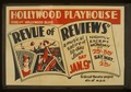 """Revue of reviews"" a musical satire of today LCCN98516805.tif"
