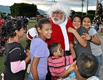 'Operation Holiday Blessing' provides holiday joy for Honduran orphans 131206-F-BZ556-006.jpg