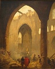 The Destruction of a Church