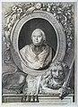 (Albi) Portrait et armes du cardinal de Pierre de Benis par Domenico Cunego - Musée Toulouse-Lautrec d'Albi.jpg