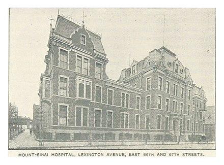 Mount Sinai Hospital (Manhattan) - Wikiwand