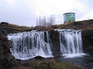 Álafoss - Image: Álafoss 2011