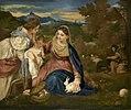 Édouard Manet - La Vierge au lapin.jpg