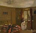 Édouard Vuillard, Mme Vuillard Sewing by the Window, rue Truffaut, ca. 1899.jpg