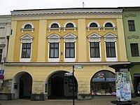 Čaputovský dům, Masarykovo náměstí 20, Hranice.JPG