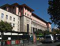 İstanbul Üniversitesi Edebiyat Fakültesi binası.jpg