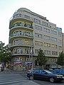 Žižkov, Vinohradská 141, Sudoměřská 1.jpg