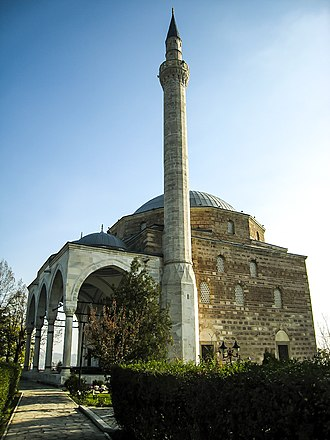 Old Bazaar, Skopje - Mustafa Pasha Mosque