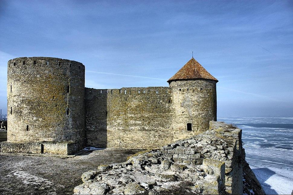 Акерманська фортеця в Білгород-Дністровському8