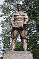 Братская могила воинов Красной Армии у железнодорожной станции Крюково 03.jpg