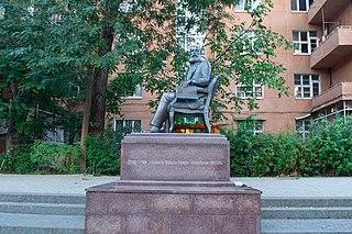 Пам'ятник Григорію Маразлі