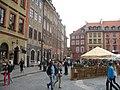 Варшава, на площади Старого города (Rynek Starego Miasta) - panoramio.jpg