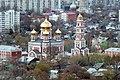Вид на Покровскую церковь с мемориального комплекса «Журавли».jpg