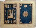 Гессэ І. Малюнак абклада Слуцкага Евангелля. 1866.jpg