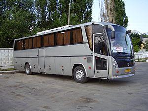 GolAZ - Image: ГолАЗ 5291