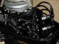 Двухискровая катушка зажигания на лодочном моторе ф1.JPG