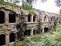 Дубенський форт (мур.), с.Тараканів, 1.JPG