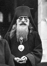 Епископ Серафим (Ляде) на Архиерейском соборе РПЦЗ 1934 года.jpg