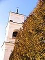 Жовква, дзвіниця василіянської церкви Серця Христового.jpg